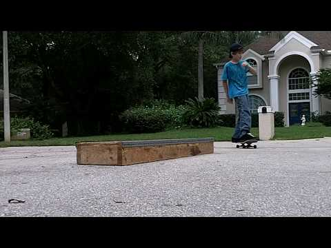 34 Funbox Tricks