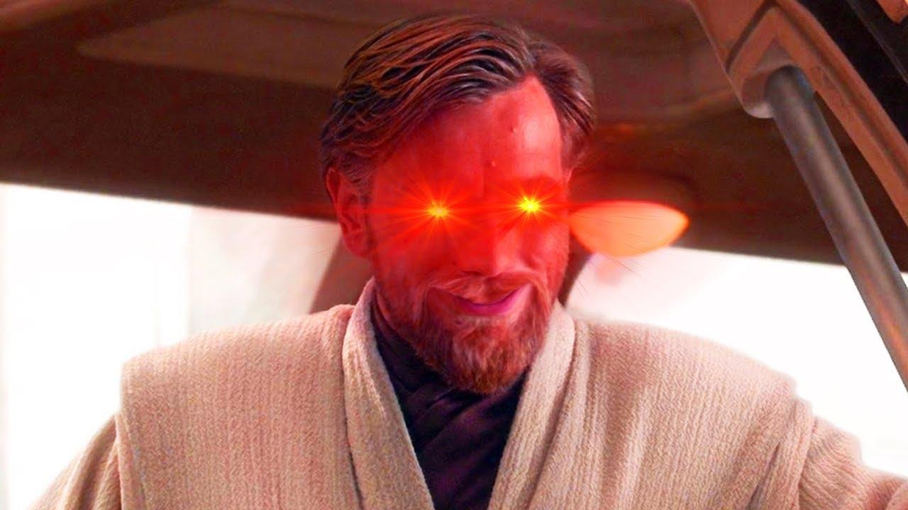 Ytp Obi Wan Gets His Revenge Youtube
