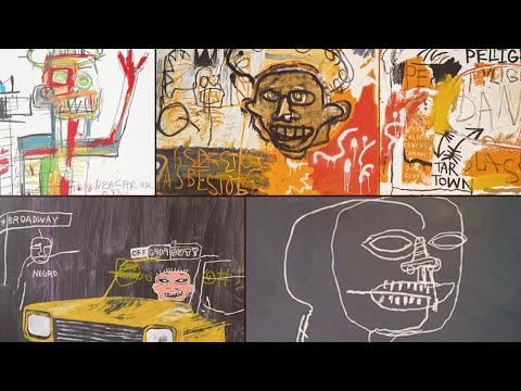 Jean-Michel Basquiat's Radical Visual Poetry in Four Works