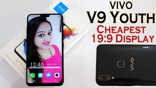 VIVO V9 YOUTH- Unboxing & Overview