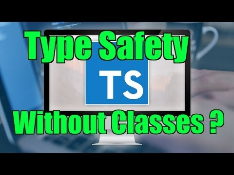 [Angular Tutorial] Build Type Safe Programs Without Classes Using Typescript 2