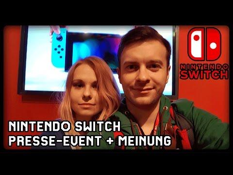 DOMTENDO auf dem NINTENDO SWITCH Presse-Event! Pro & Contra zu Nintendos neuer Konsole