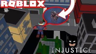 Roblox (injusticia) Ep:1