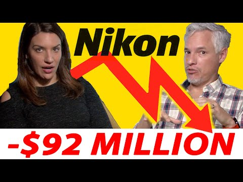 Nikon is DYING (but it's not too late)