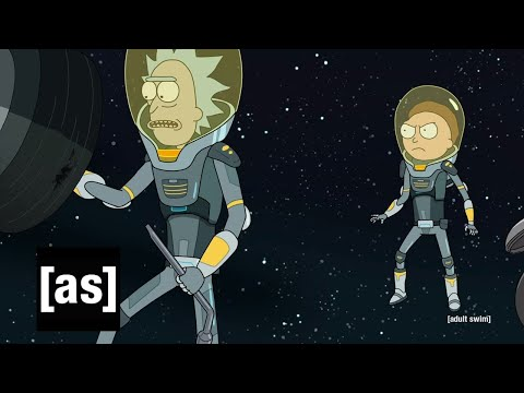 Space Snakes | Rick And Morty | Adult Swim