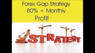 Forex Gap Strategy ! Secret Profitable Trick in Urdu Hindi