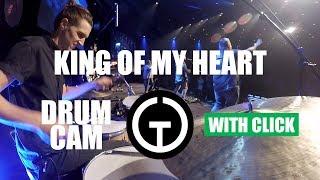 King of My Heart - Bethel Music (Drum Cam)