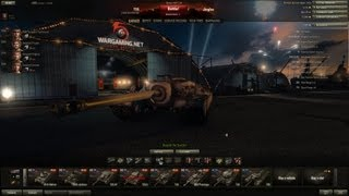 World of Tanks - T95 Tier 9 Tank Destroyer - The Doom Turtle