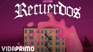 Lito Kirino - Recuerdos 💘 [Official Audio] thumbnail