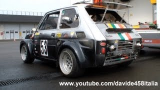 pure sound fiat 126 with yamaha r1 engine start up track