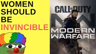 Outrage Over Call of Duty: Modern Warfare! Demands For Censorship!