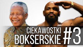 Noblista, który uprawiał boks, bracia - mistrzowie boksu i UFC