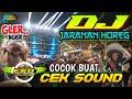 DJ JARANAN HOREG_COCOK BUAT CEK SOUND- Bongo Bar Bar- Eko Setiawan
