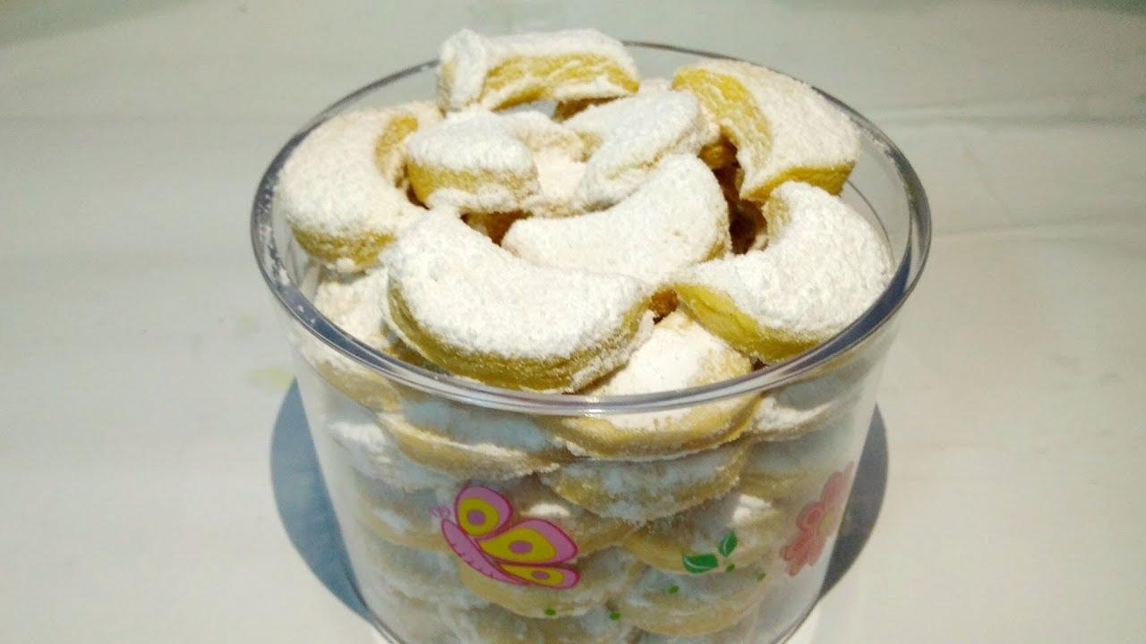 Resep Kue Putri Salju - YouTube