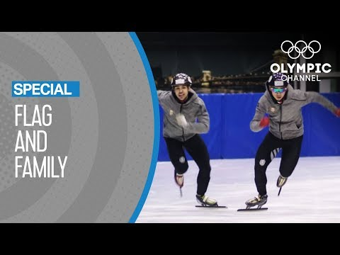 These Hungarian Short Track Brothers have high hopes for Pyeongchang   Flag & Family