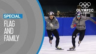 These Hungarian Short Track Brothers have high hopes for Pyeongchang | Flag & Family