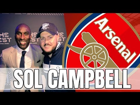 Sol Campbell - Can Arsenal Make Top 4?