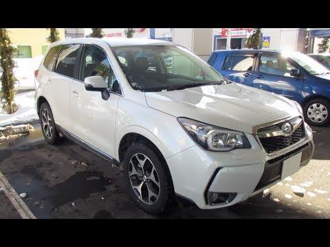 2013 New Subaru Forester Exterior Interior Youtube