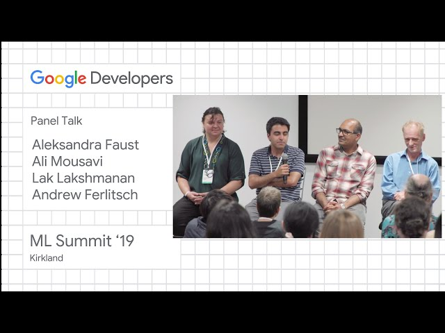 Panel discussion - Kirkland ML Summit '19