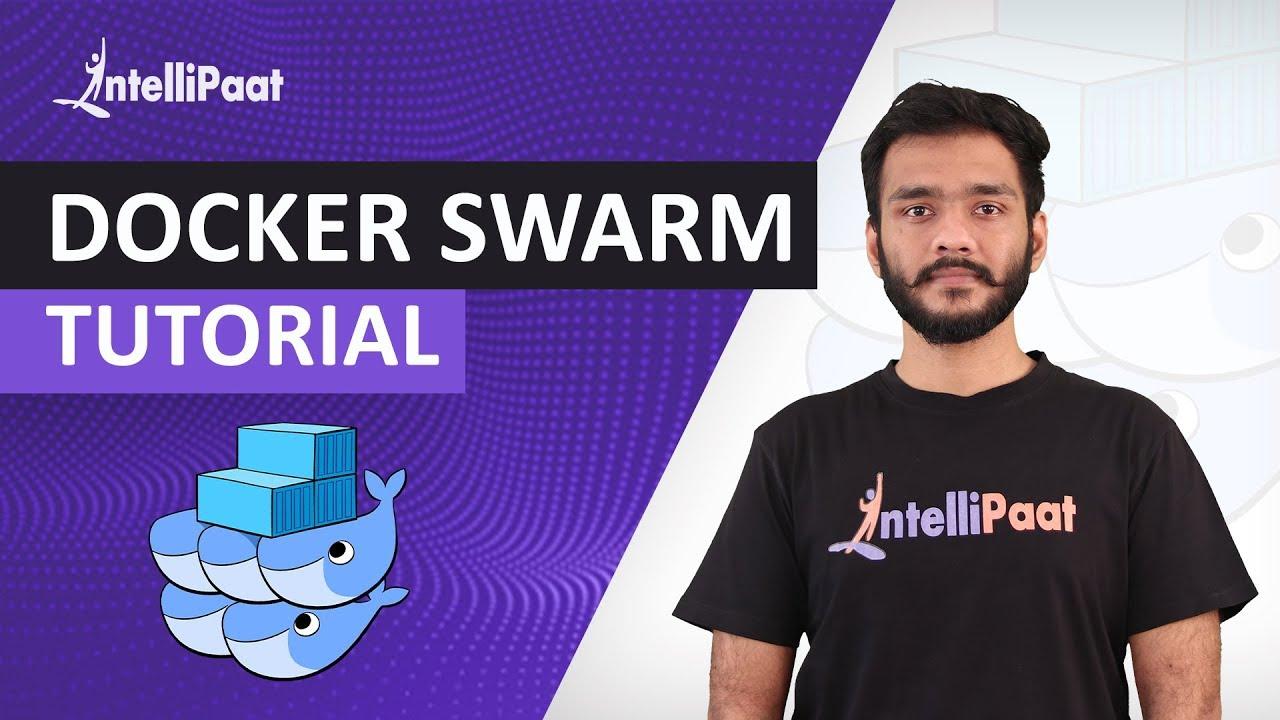 Docker Swarm Step by Step   What is Docker Swarm   How to create Docker Swarm