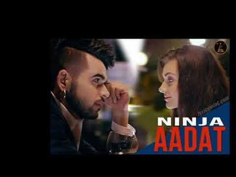 Aadat Ninja Ringtone punjabi song