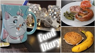 FOOD DIARY #4 + Outtakes
