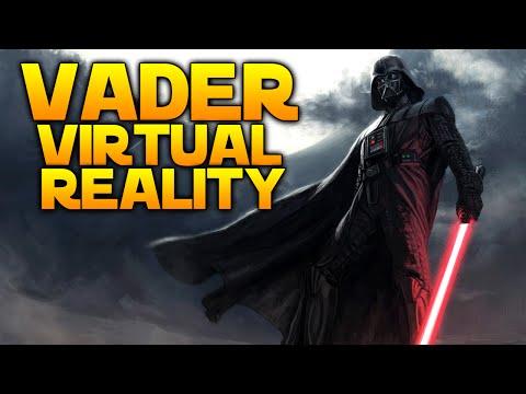 Darth Vader Virtual Reality Game/Movie Trailer & News!