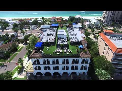 Hotel zamora rooftop wedding