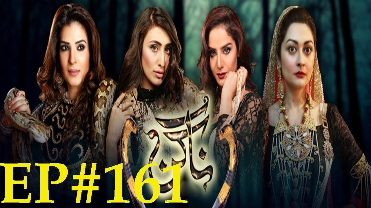 Download Free Drama Pakistani Nagin Episode # 157 - 12 - Feb - 2018