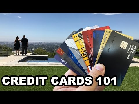 Credit Cards 101: How to build your credit score ASAP and leverage your money