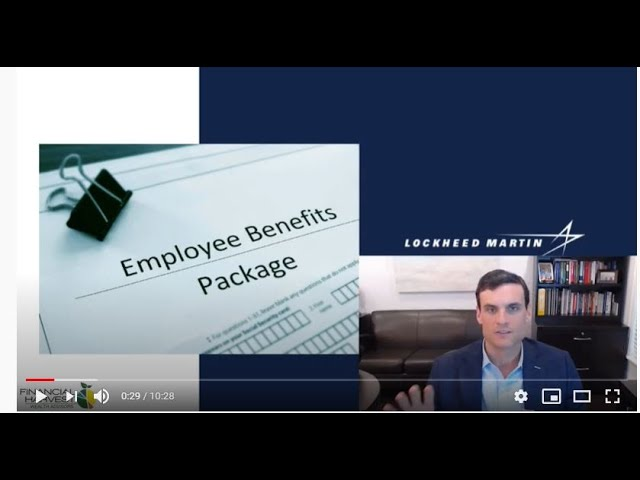 LMCO Benefits and Retirement Deferrals Selections