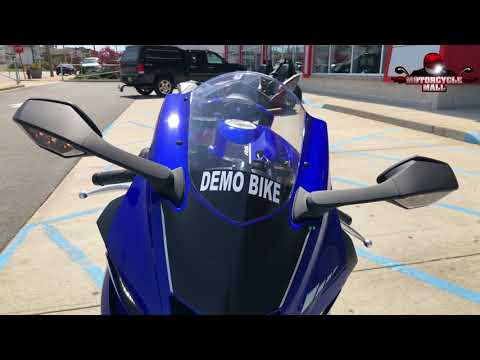 download 2018 Yamaha R6 | First Look