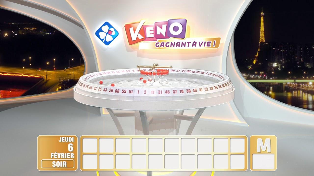 Keno Navigation