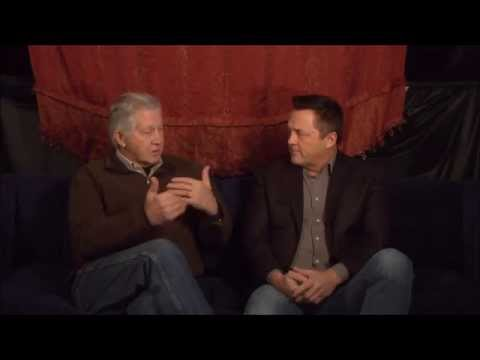 Actor  Steve Alberts & Singer  Rock Marcello on the Casting Couch