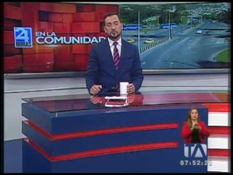 Noticiero 24 Horas 28082018 Primera Emisión