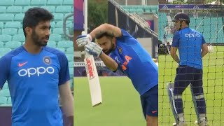 ICC World Cup 2019: Team India train at the oval ahead of NZ friendly
