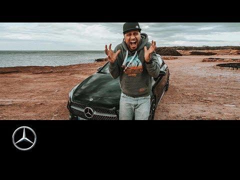 Hey Mercedes! JP Kraemer und die neue A-Klasse