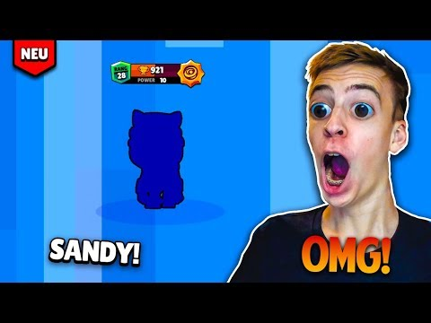ICH SPIELE MIT SANDY VOR ALLEN ANDEREN!! 😈😱 SEPTEMBER UPDATE GAMEPLAY! ★ Brawl Stars Deutsch