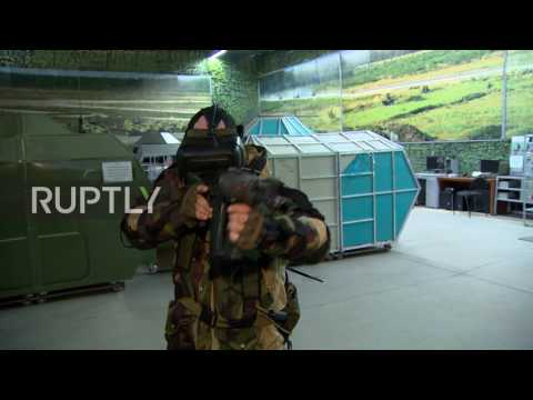 Russia: Video games feeling stale? Cutting-edge VR lets troops trade tanks for tech