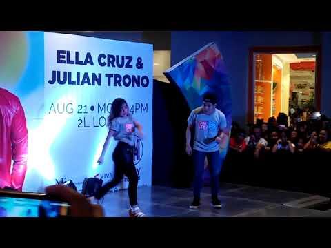 Twerk it like miley by Ella Cruz and Julian Trono at Sm Rosales last 08-21-17 ❤