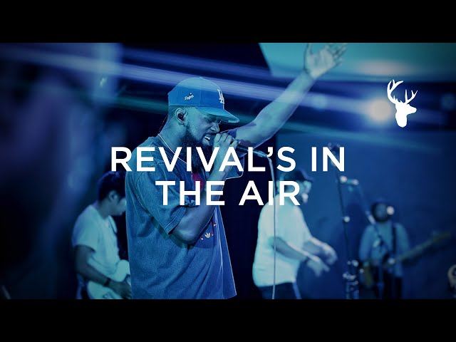 Revival's In The Air - Dante Bowe | Moment