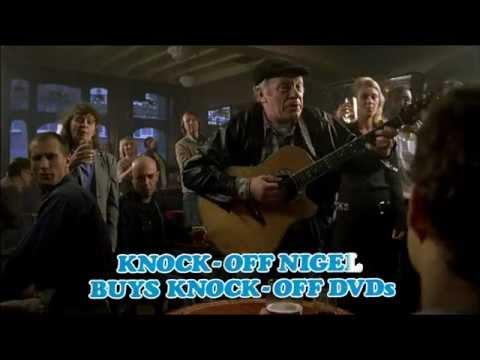 """ Knock Off Nigel"" commercial TV,Cinema,Press,Internet Campaign 2007"