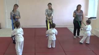 Новые успехи малышей. Centre Judo Kids. Feodosiya