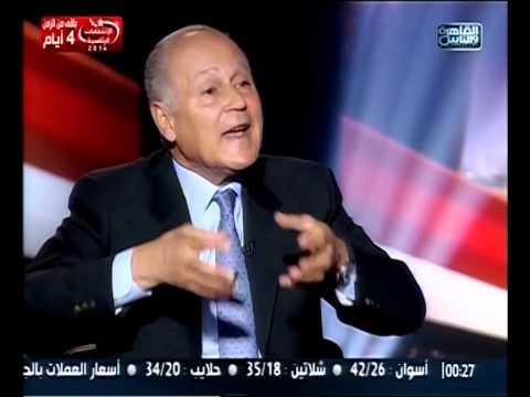 #القاهرة_والناس| حوار أحمد أبو الغيط الجزء2 مع طونى خليفة الجزء الثانى 21/5/2014 فى أجرأ الكلام