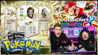 FIFA 21: PRIME ICON MOMENTS Pack Opening + Pokemon OPENING und etwas SWITCH😱🔥