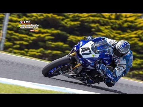 ASBK Superbike & Supersport Rnd 1 Phillip Island - February 25, 2017