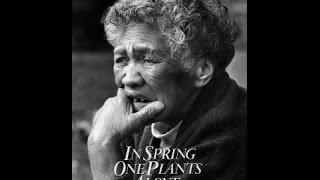 In Spring One Plants Alone _  a documentary
