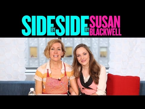 SIDE BY SIDE BY SUSAN BLACKWELL: Laura Osnes of BANDSTAND