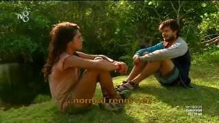 Survivor All Star - Pascal ile Hakan'ın Battaniye Tartışması (6.Sezon 45.Bölüm)