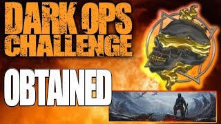 """How To Get The """"Obtained"""" Dark Ops Challenge (Black Ops 4 Multiplayer Dark Ops Challenges) thumbnail"""